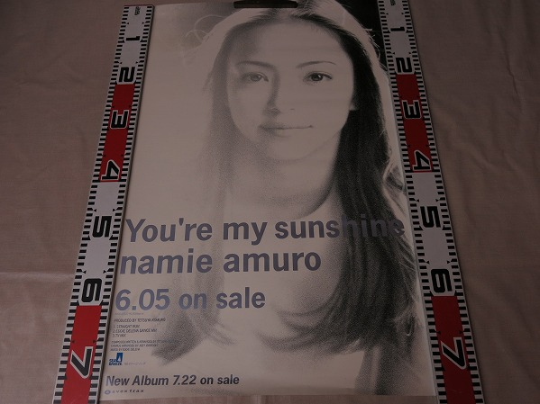 安室奈美恵ポスター