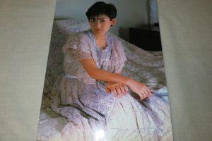 岡田有希子コンサートパンフレット