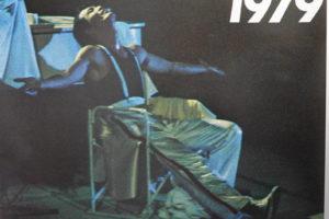 矢沢永吉ポスターThe One Night Show 1979告知
