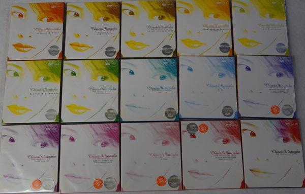 森高千里DVDコレクション