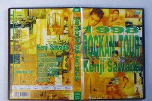 沢田研二DVD 1998 ROCKAN' TOUR