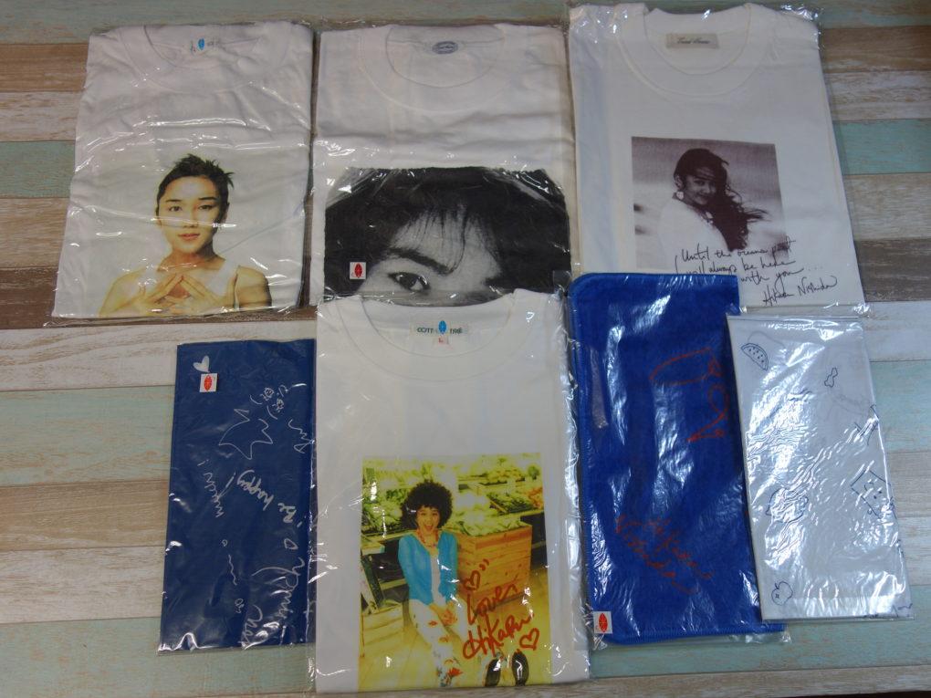 西田ひかるTシャツ