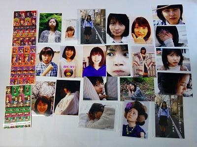 志田未来生写真ボストカード