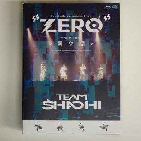 Blu-ray ZERO TOUR2020異空間 FC限定コンプリート盤