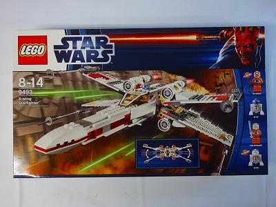 レゴ9493 スターウォーズ X-Wing Starfighter