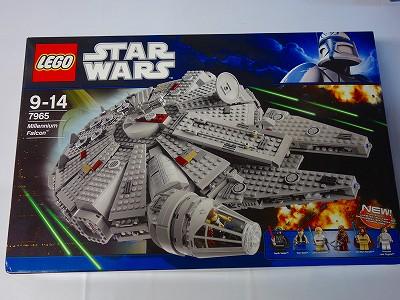レゴ 7965ミレニアム・ファルコン