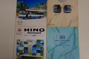 日野自動車 バス カタログ