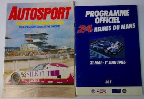 Le Mansプログラム