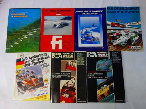 F1プログラム