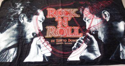 ビーチタオル ROCK'N ROLL in TOKYO DOME