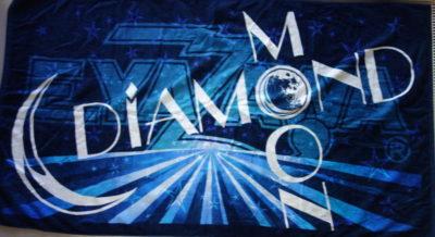 ビーチタオル ダイアモンドムーン DIAMOND MOON